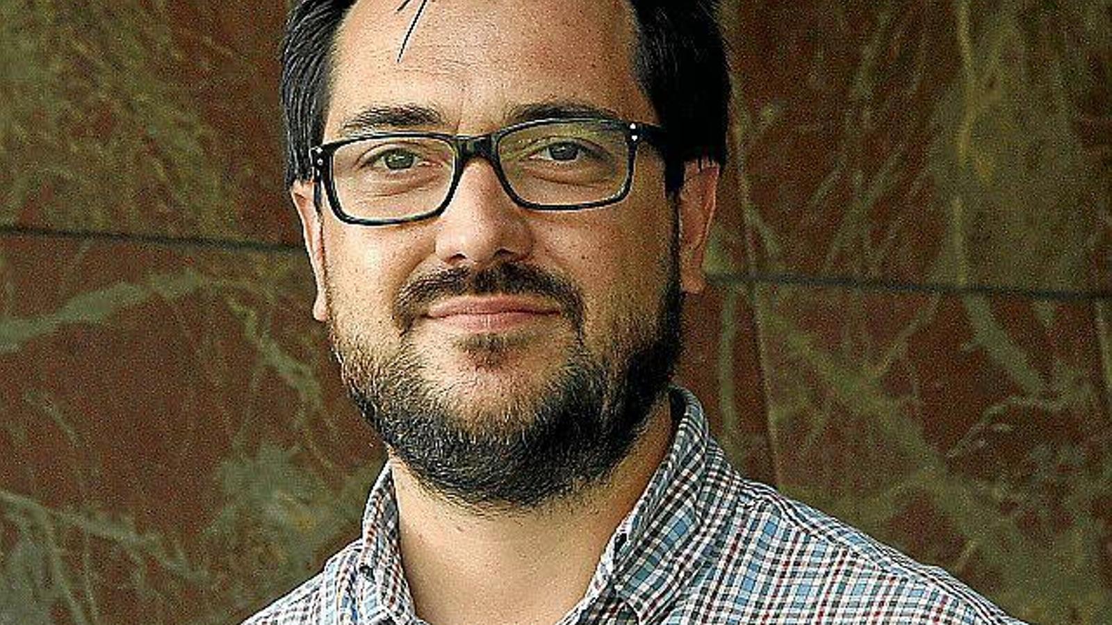 Mateu Malondra, nou director de l'Institut d'Estudis Baleàrics