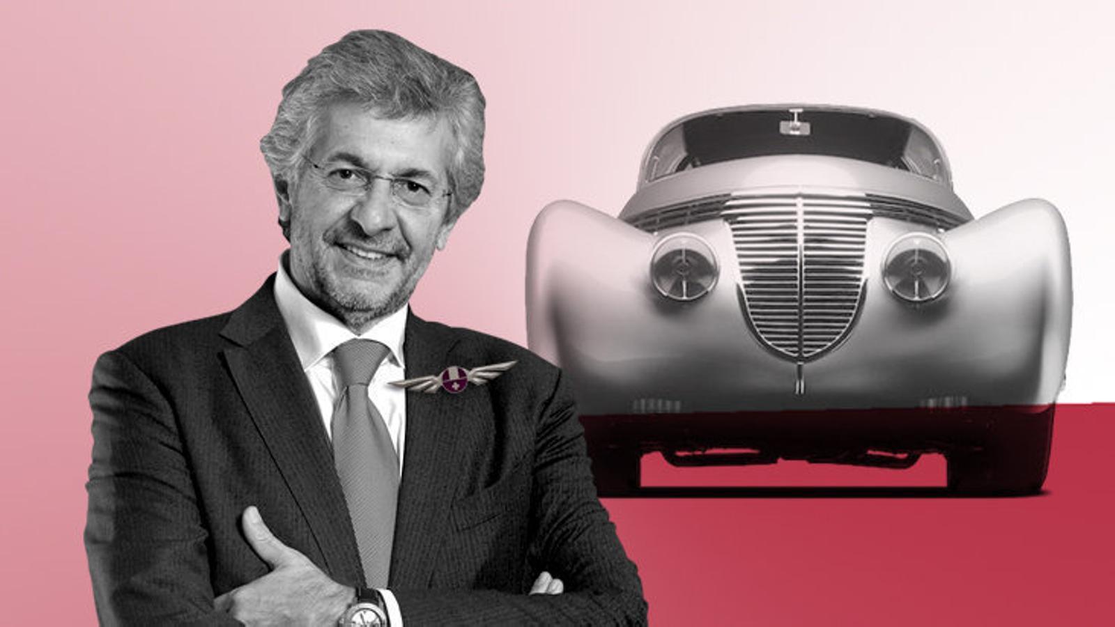 Hispano Suiza ressuscita amb un cotxe elèctric per a superrics