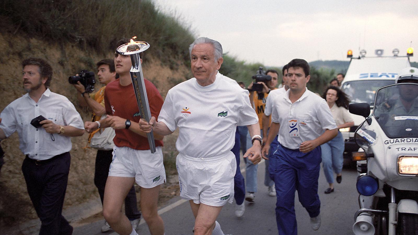 Samaranch,  el català que va transformar l'esport