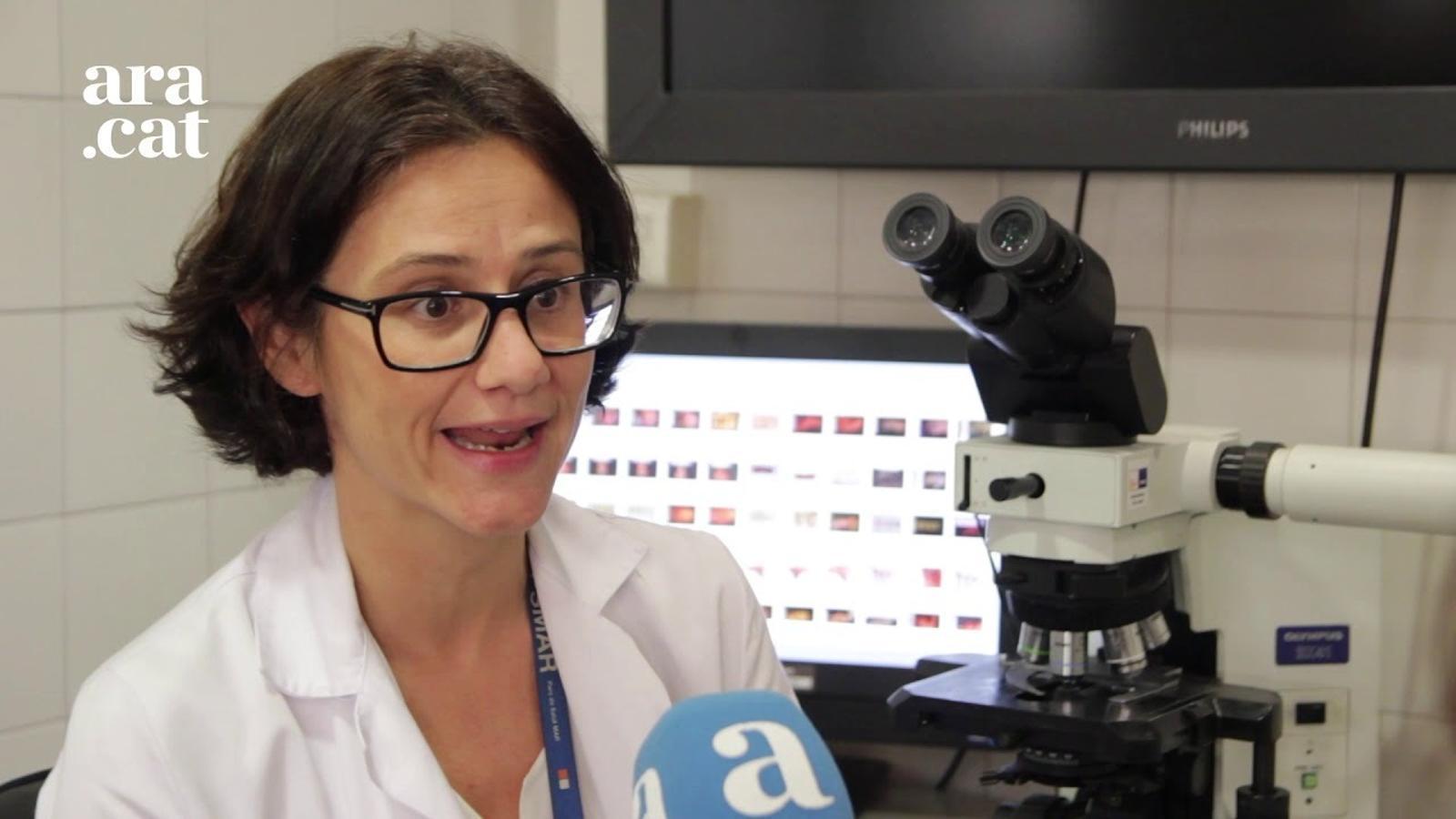 """""""Sense l'anatomia patològica no es pot fer un diagnòstic"""""""