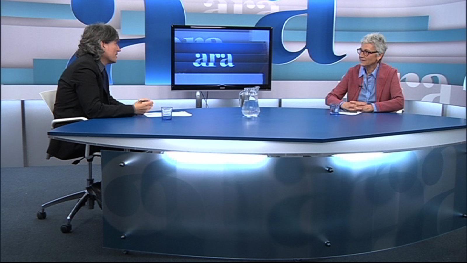 Entrevista sencera a Muriel Casals