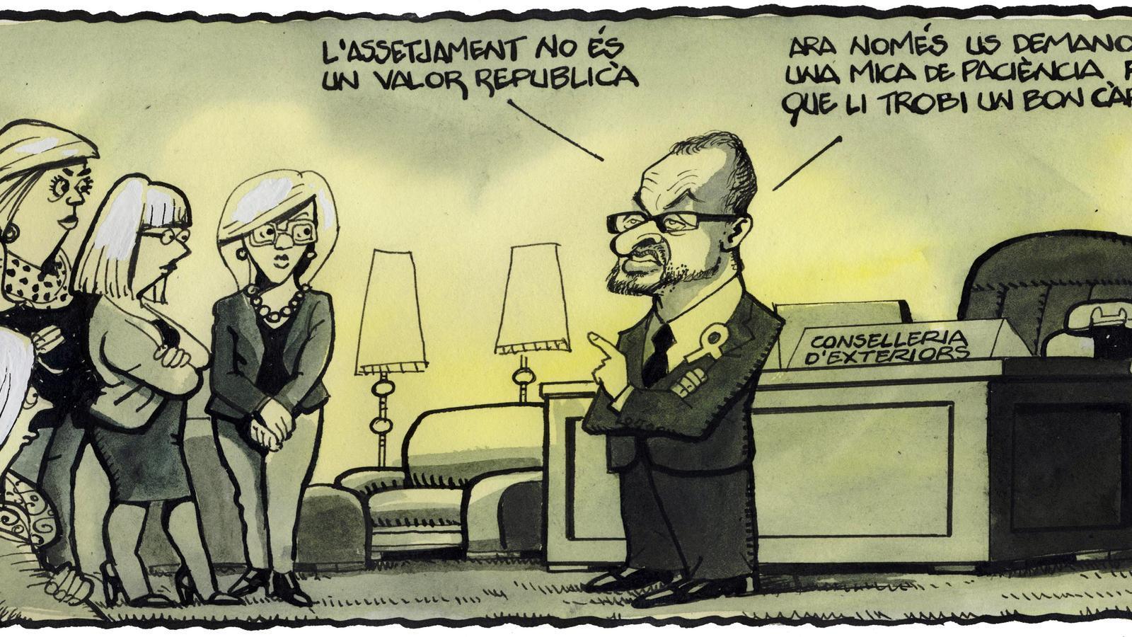 'A la contra', per Ferreres 10/03/2020