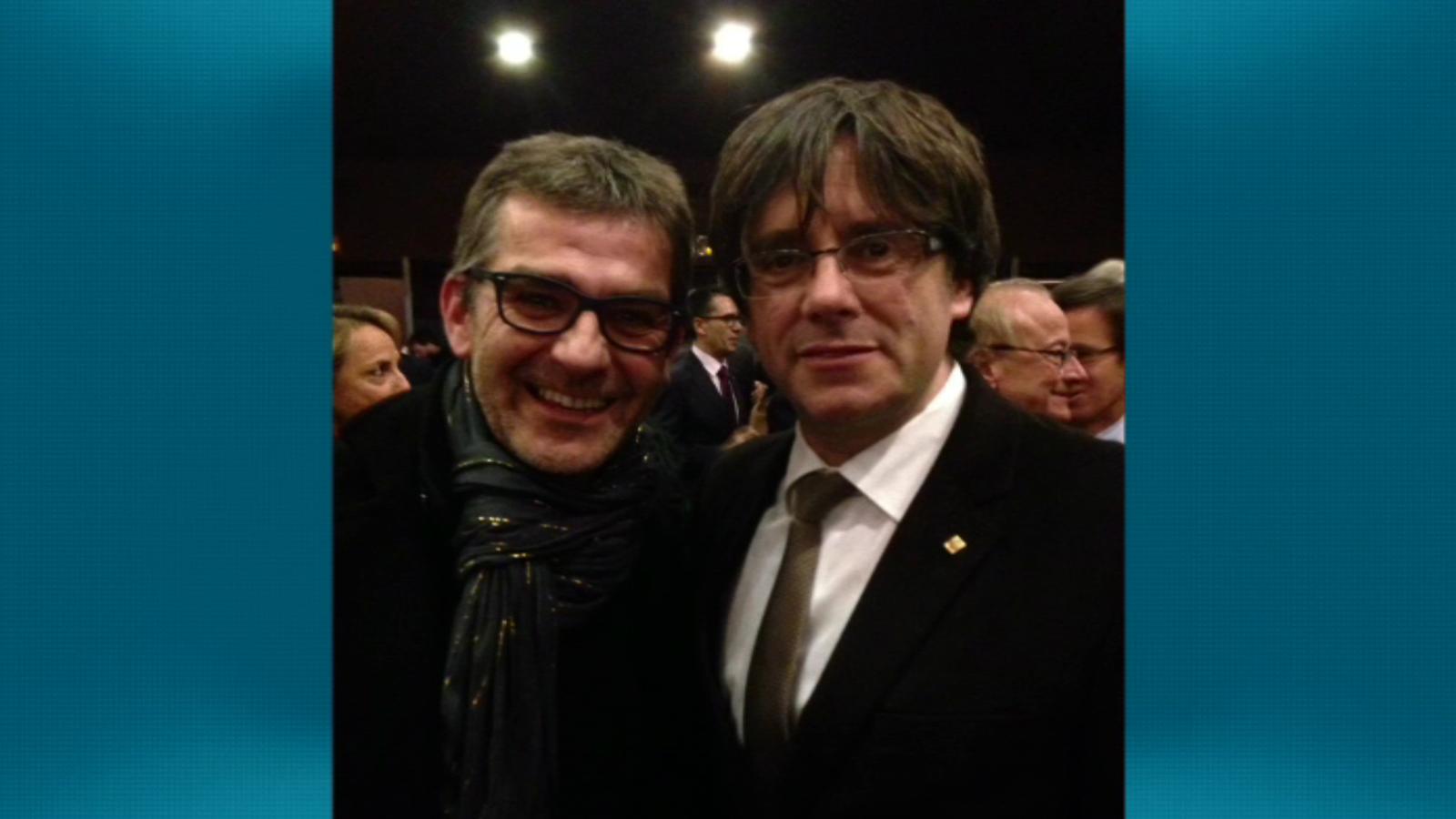 L'editorial d'Antoni Bassas: Crònica d'una estrena amb Puigdemont i Mas
