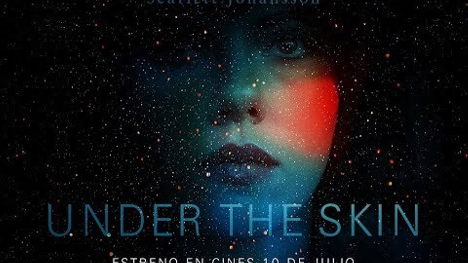'Under the skin', tràiler