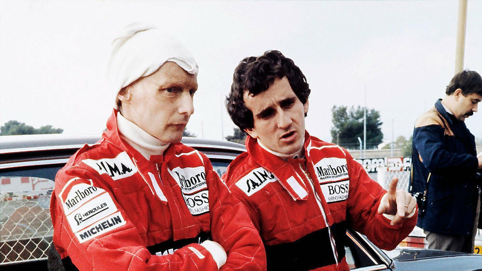 Mor Niki Lauda, el tricampió que va tornar de les flames