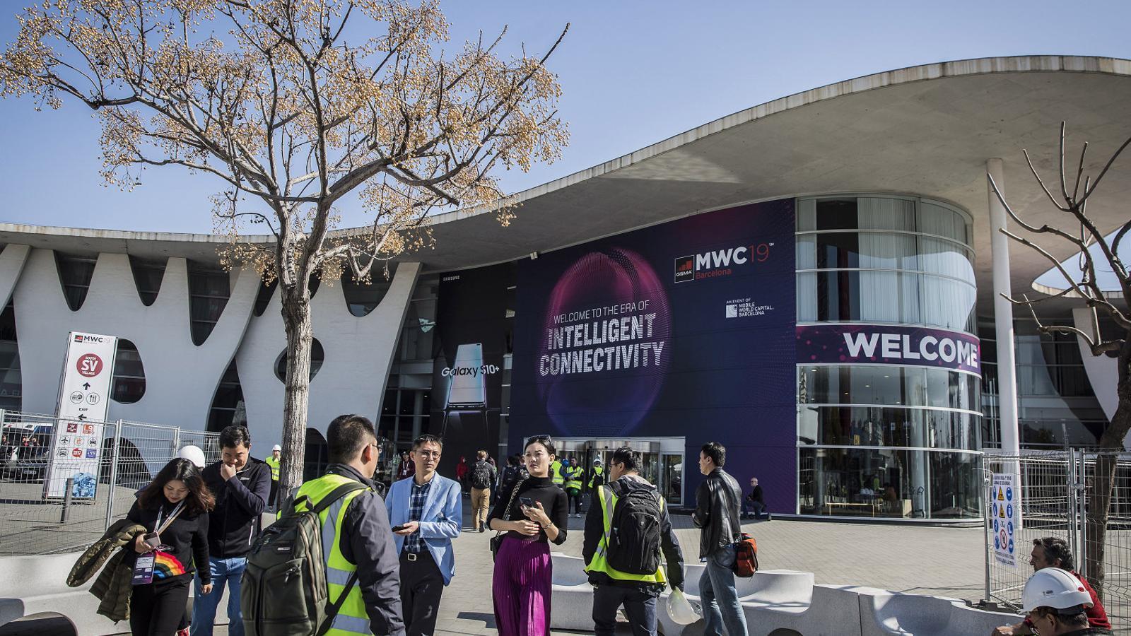 Dia -1: esperant les novetats del 5G amb totes les mirades centrades en Huawei