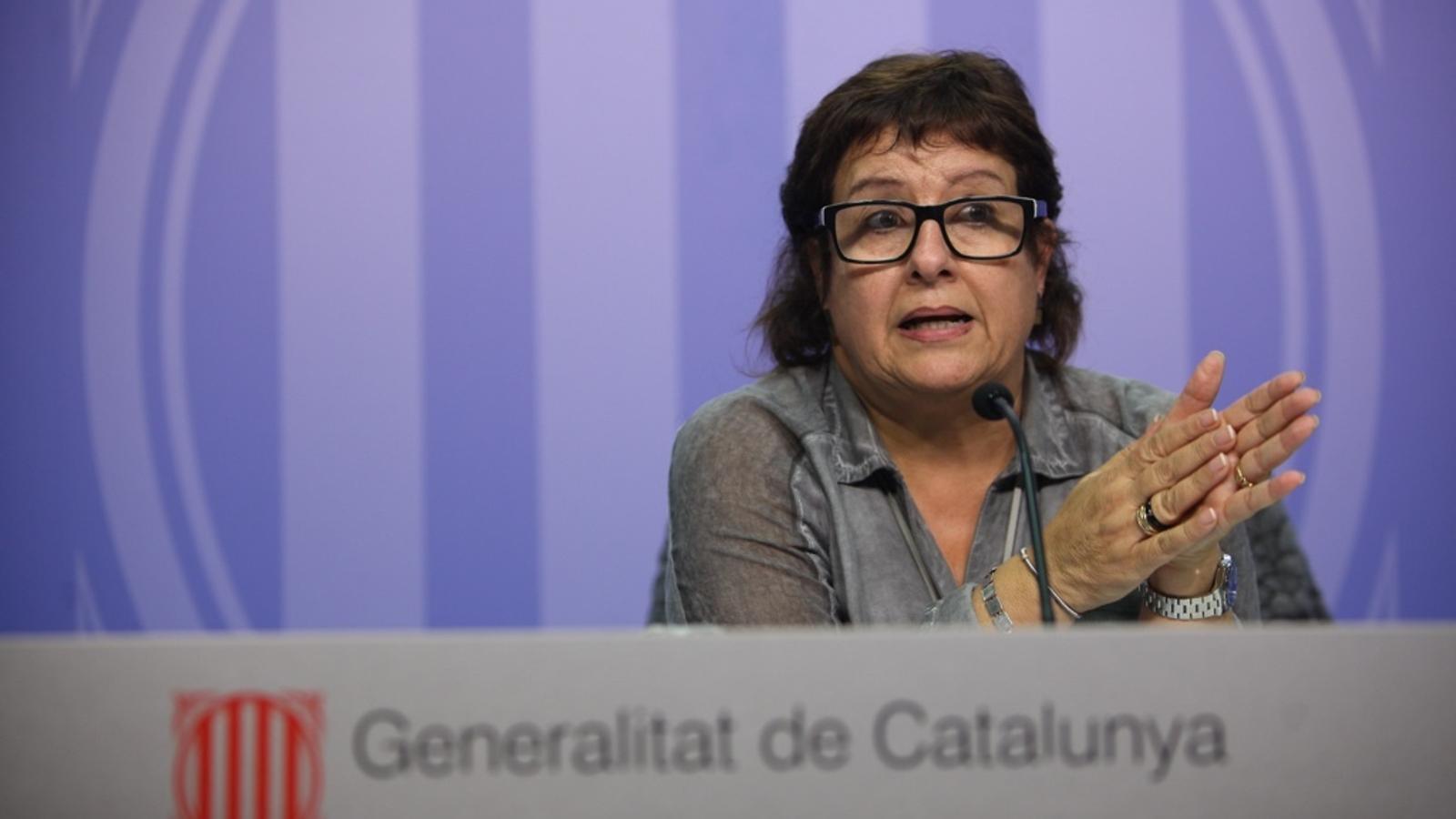 """Dolors Bassa demana no deixar caure el govern de Pedro Sánchez: """"L'alternativa és molt pitjor"""""""
