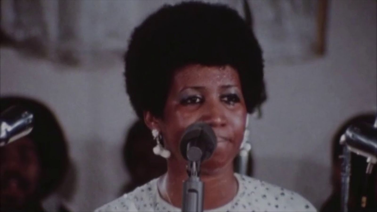 Tràiler d''Amazing grace', el concert filmat d'Aretha Franklin que veu la llum a la Berlinale