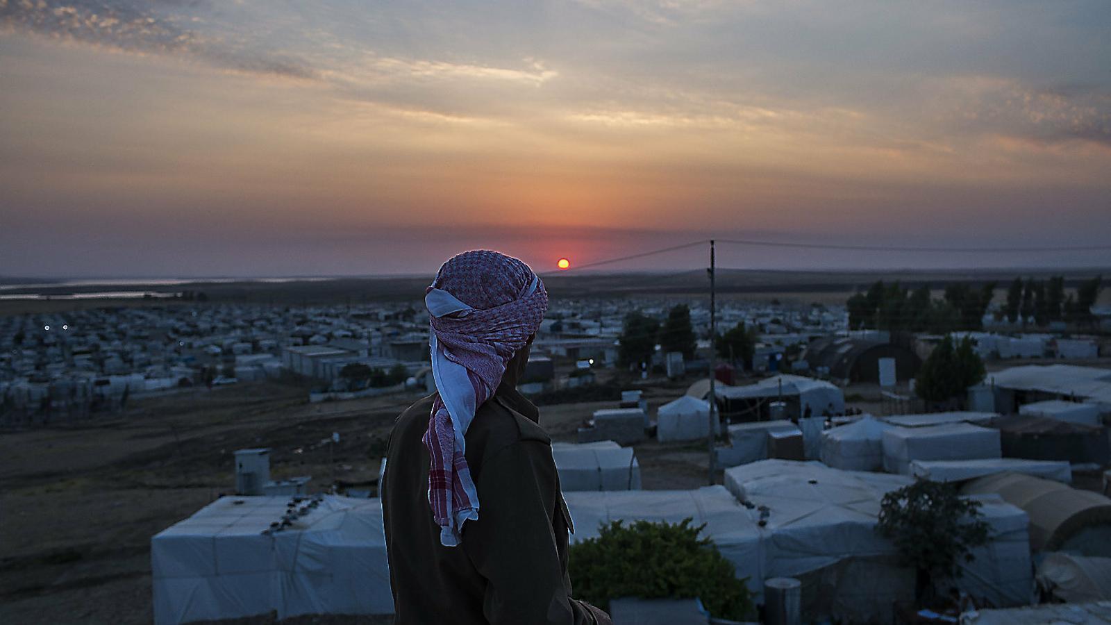 El poble yazidita, sense esperança de tornar a casa cinc anys després del genocidi