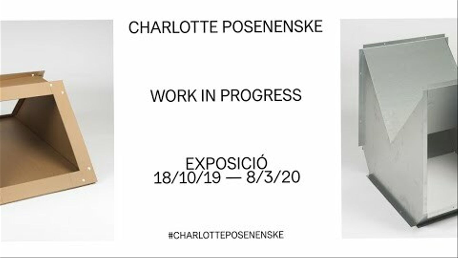 Charlotte Posenenske: Work in Progress