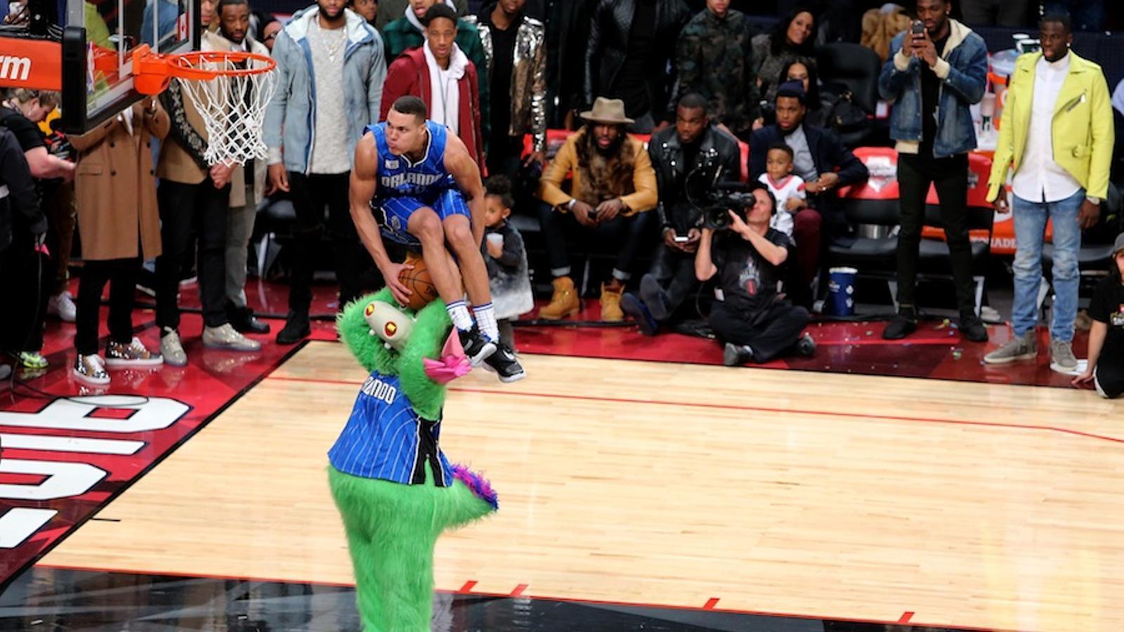 Concurs d'esmaixades de la NBA