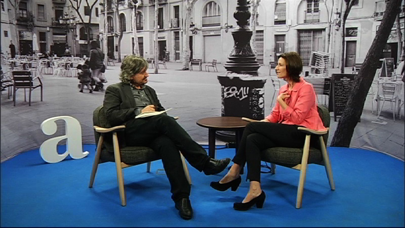 Entrevista de Carles Capdevila a Catherine L'Ecuyer
