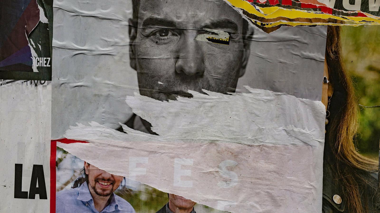La jugada electoral de  Sánchez condueix a la incertesa