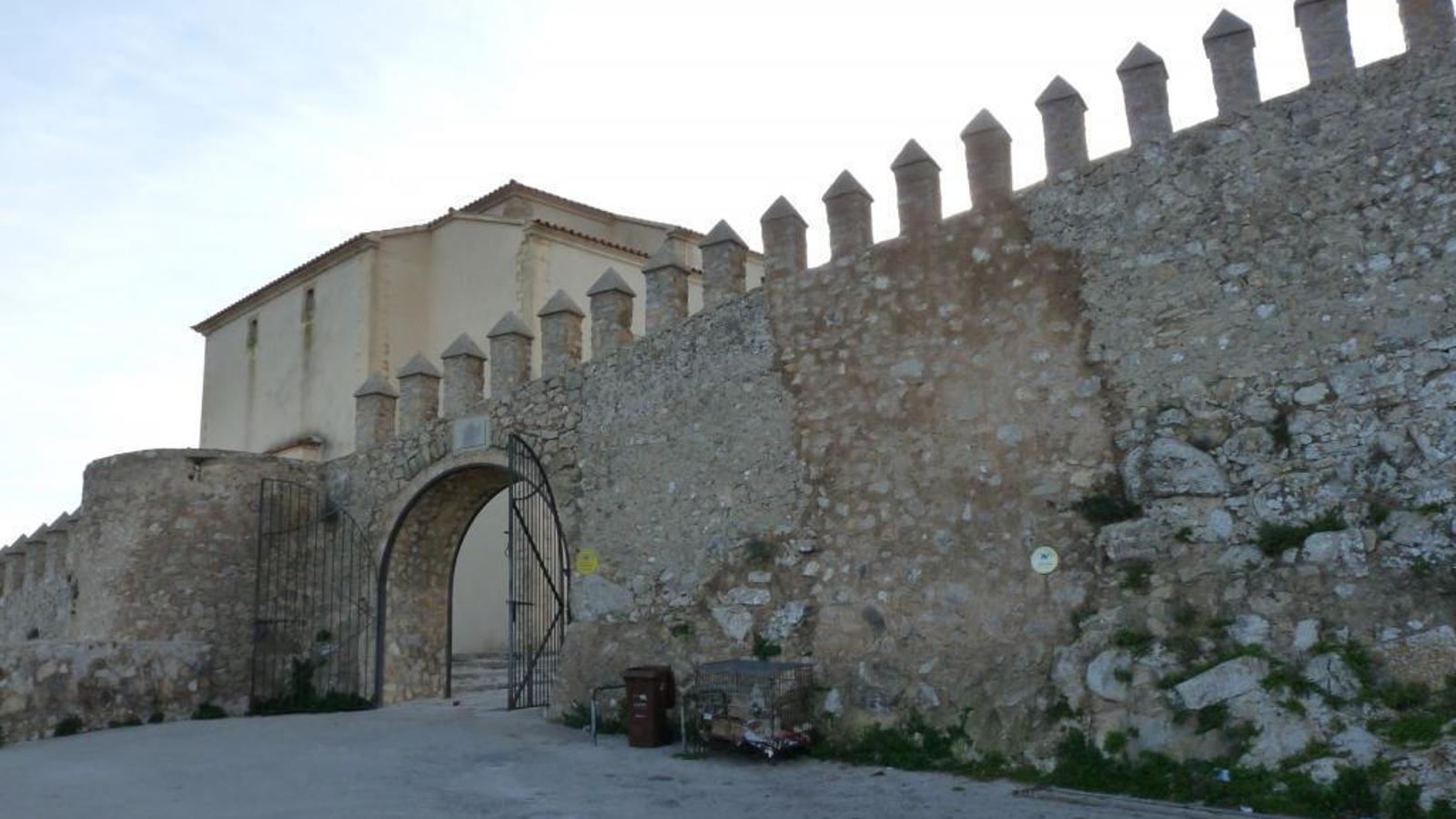 Nou gir judicial: les murades de Sant Salvador, propietat de l'Ajuntament
