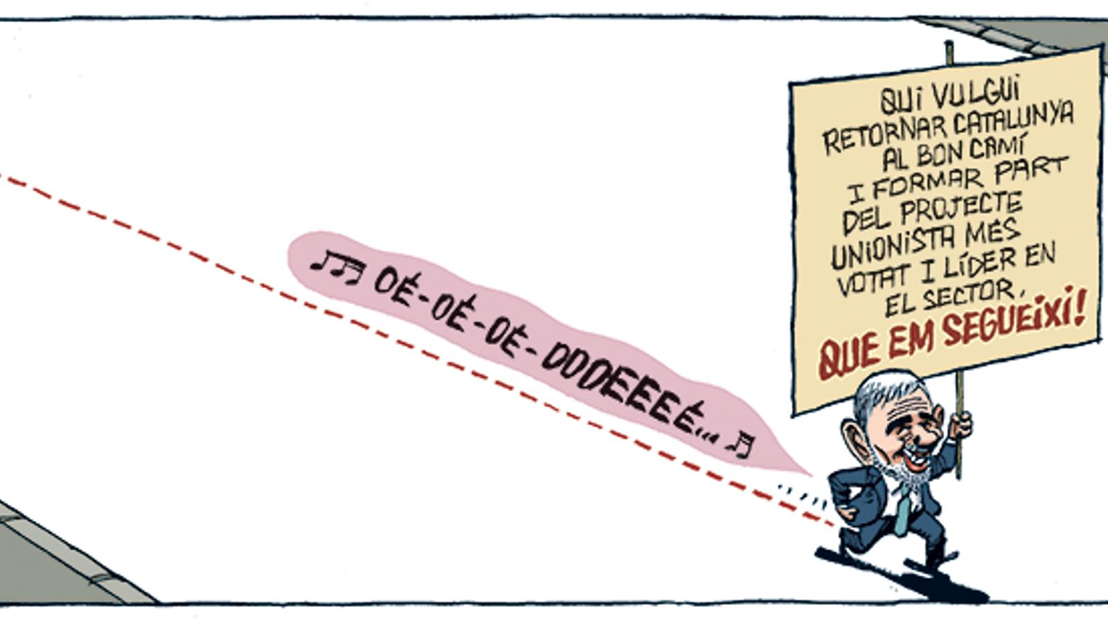 'A la contra', per Fontdevila 25/08/2020