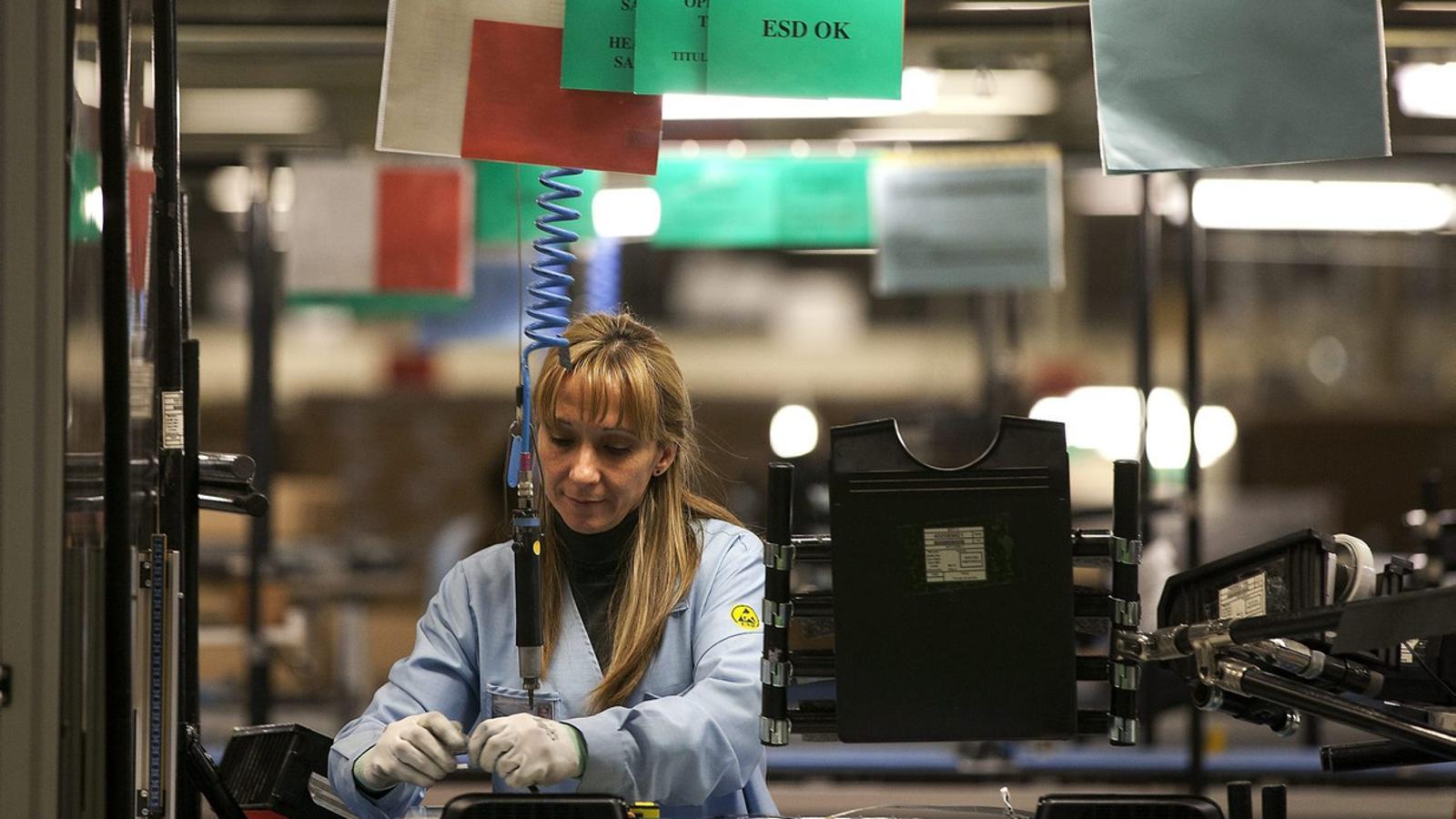 La bretxa salarial entre homes i dones a Catalunya és la novena  més alta de tot l'Estat.