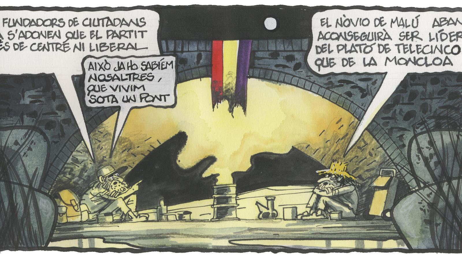 'A la contra', per Ferreres (27/06/2019)