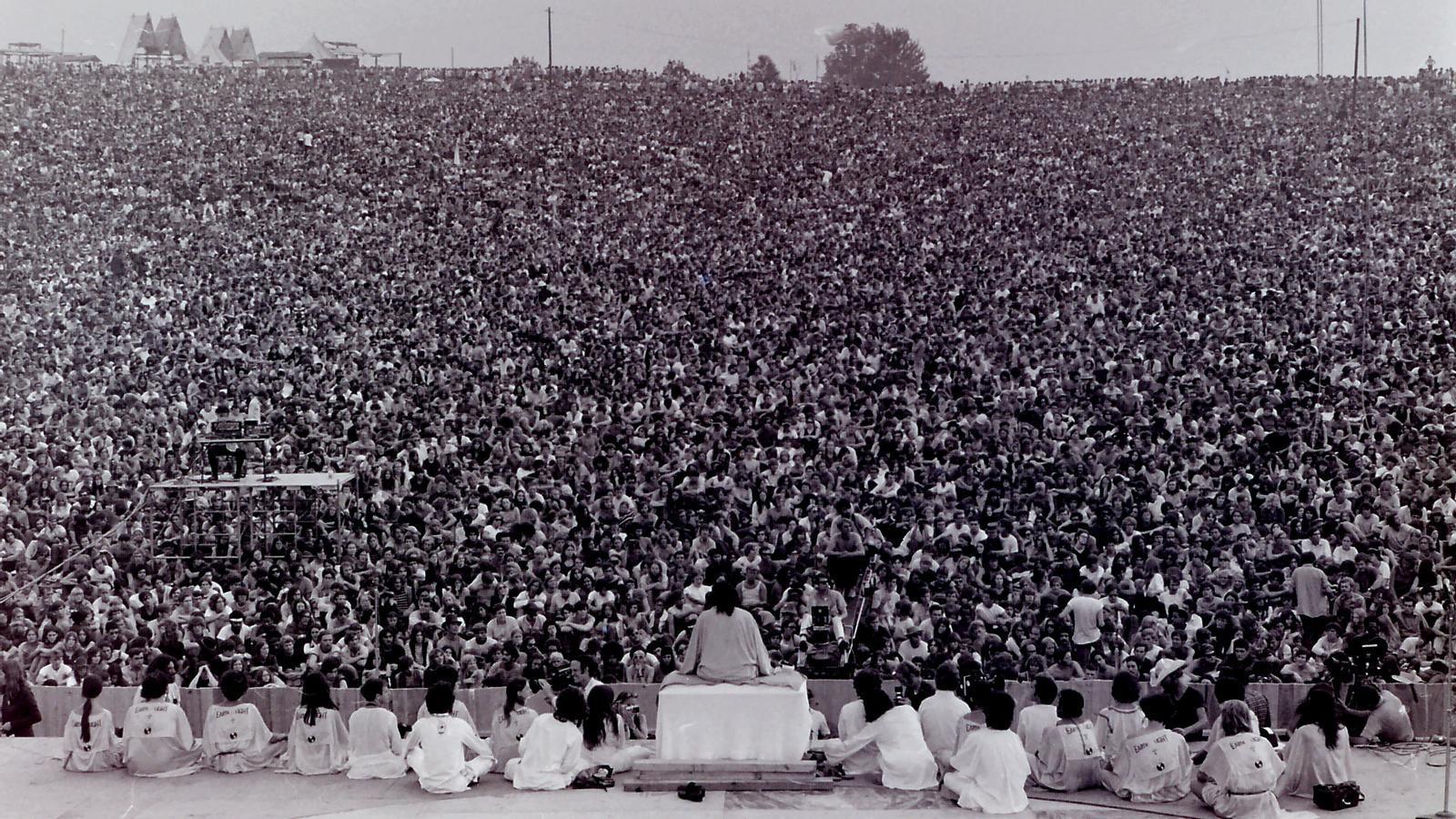 Woodstock celebrarà el 50è aniversari amb un festival de música a Nova York