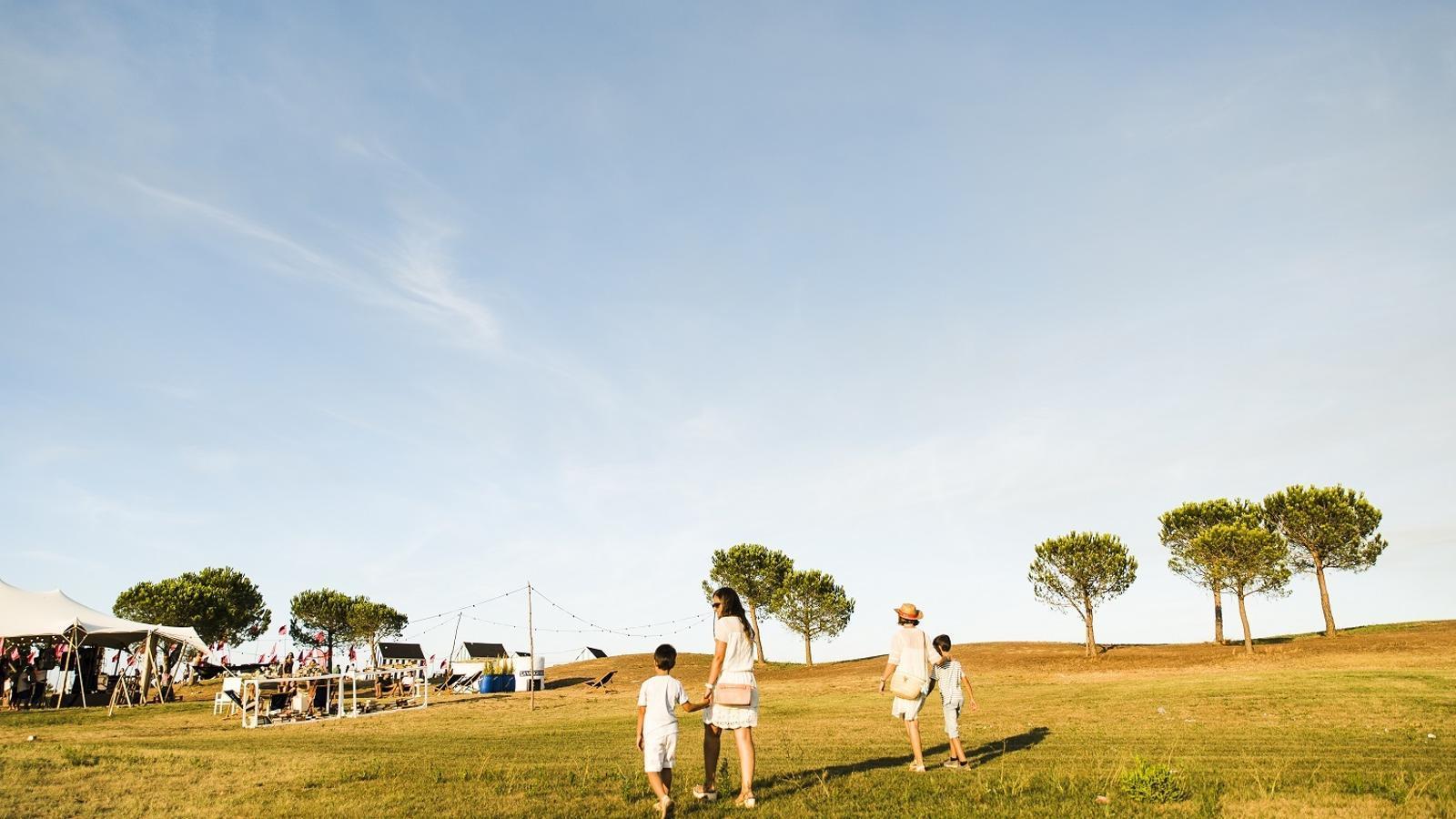 El White Summer Costa Brava en una edició anterior