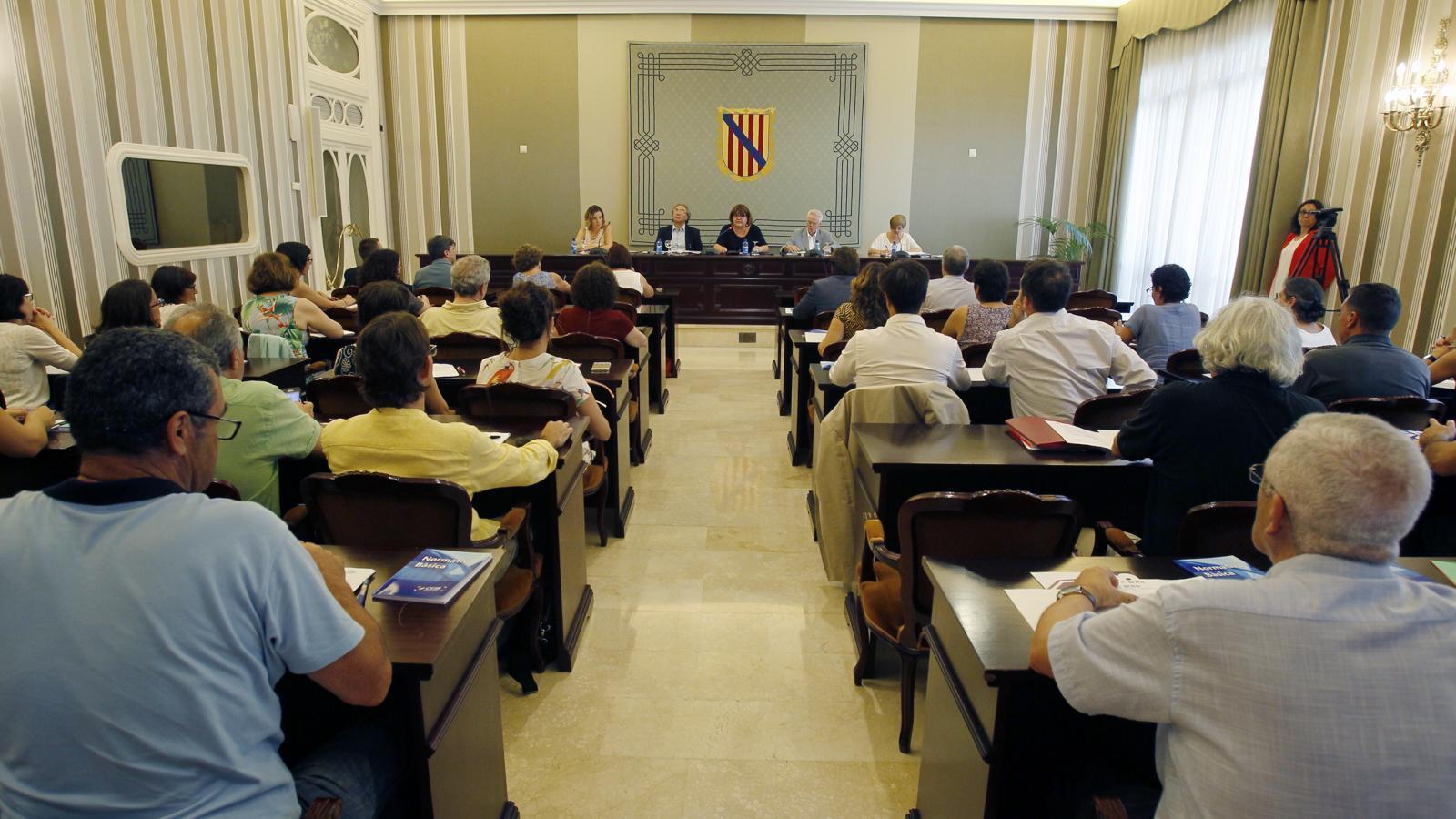 Constitució del Consell escolar de les Illes Balears