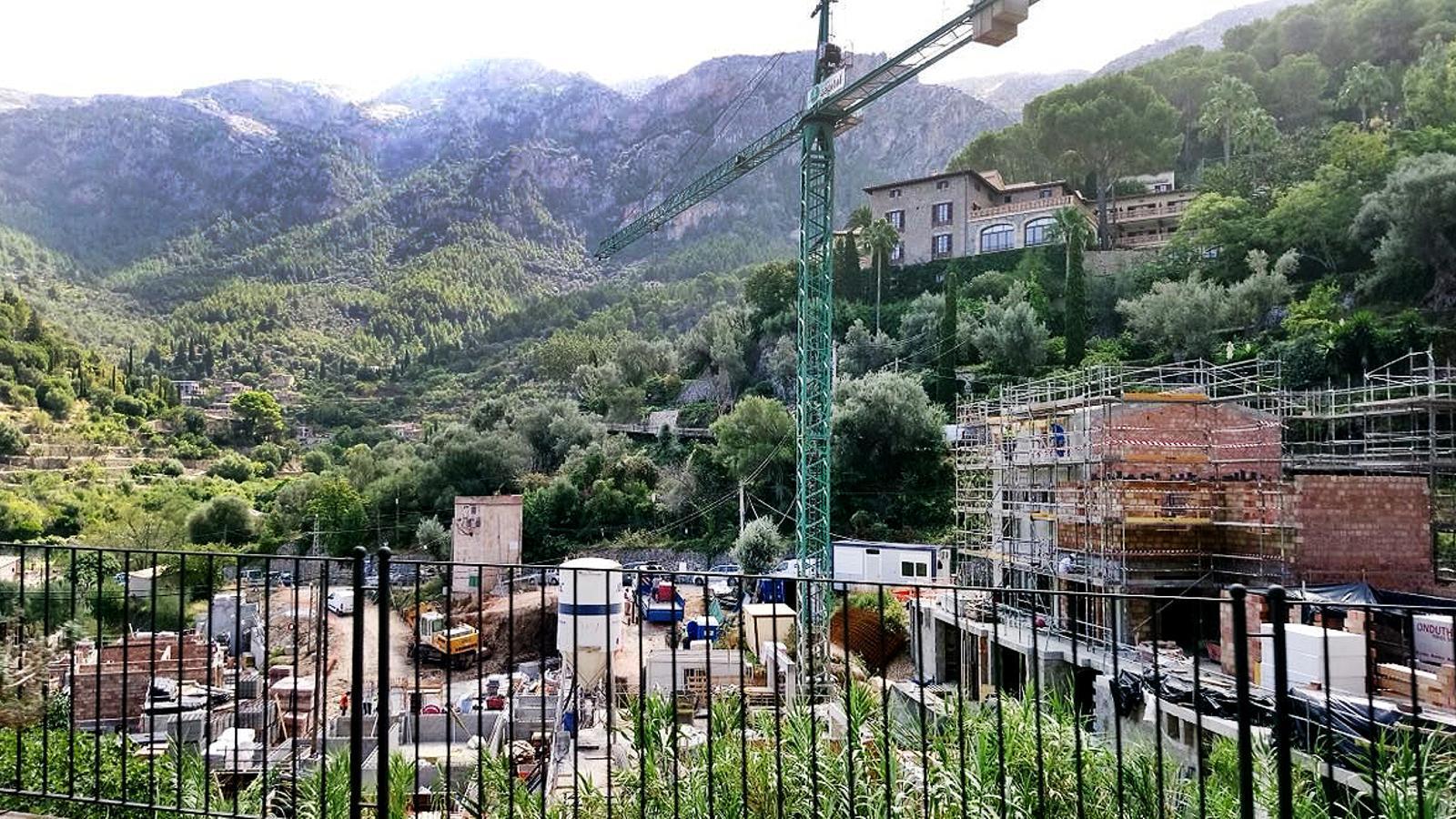 Terraferida demana la suspensió de llicències a Deià per frenar l'especulació urbanística
