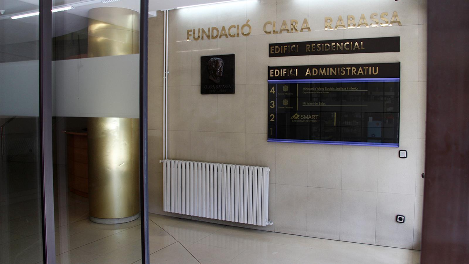 La seu del ministeri d'Afers Socials, Justícia i Interior. / M. M. (ANA)