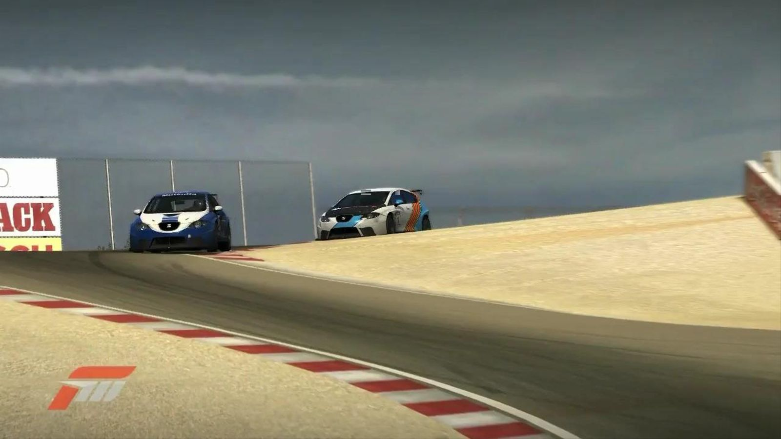 2n Campionat Forza Motorsport 3 Vadejocs – Laguna Seca