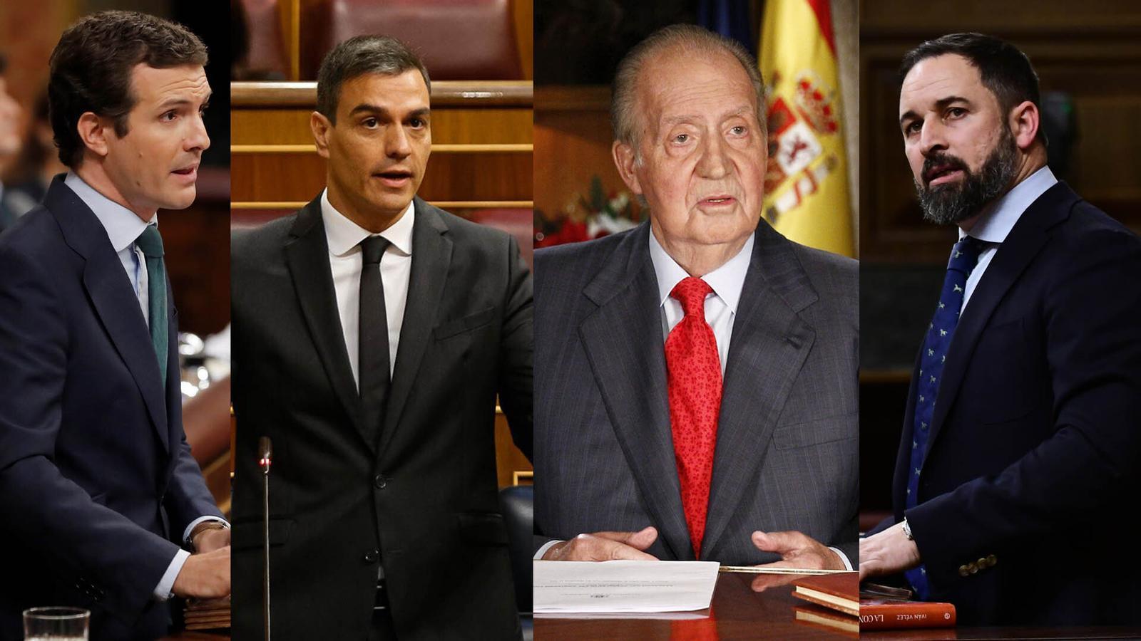 PSOE, PP i Vox impedeixen que el Congrés investigui Joan Carles de Borbó i el TC rebutja suspendre la condemna dels presos polítics: les claus del vespre amb Antoni Bassas (16/06/2020)