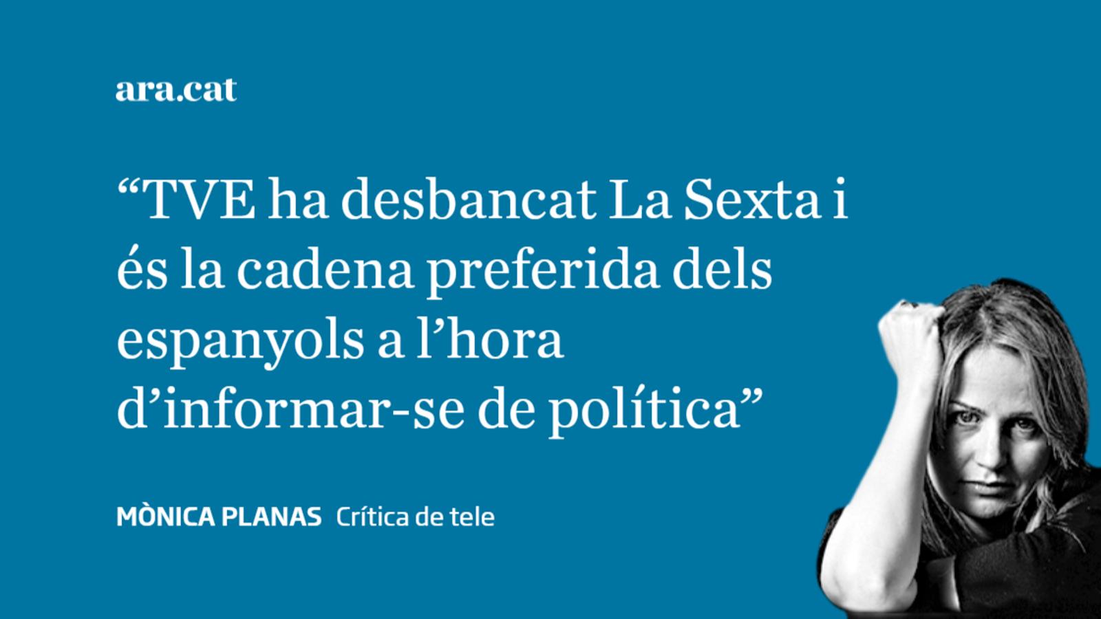 El joc brut de García Ferreras amb TVE