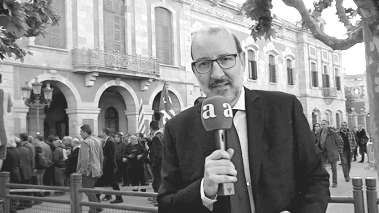 L'anàlisi d'Antoni Bassas: 'Prohibit parlar al Parlament'