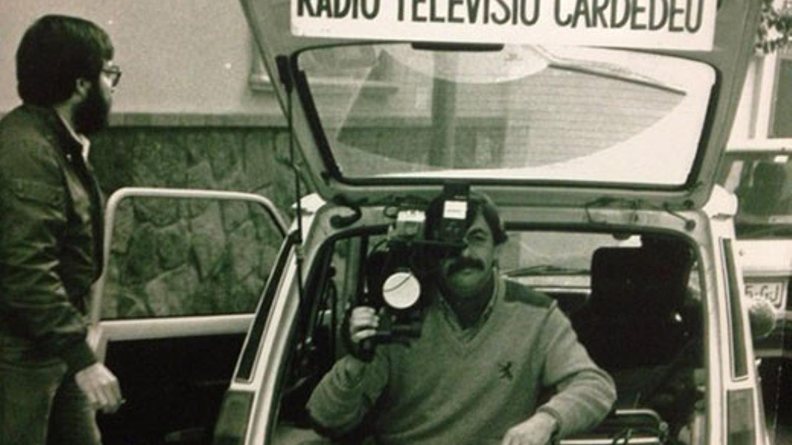 Televisió de Cardedeu, degana dels canals locals, compleix 40 anys