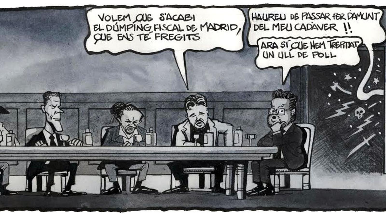 'A la contra', per Ferreres 28/11/2020