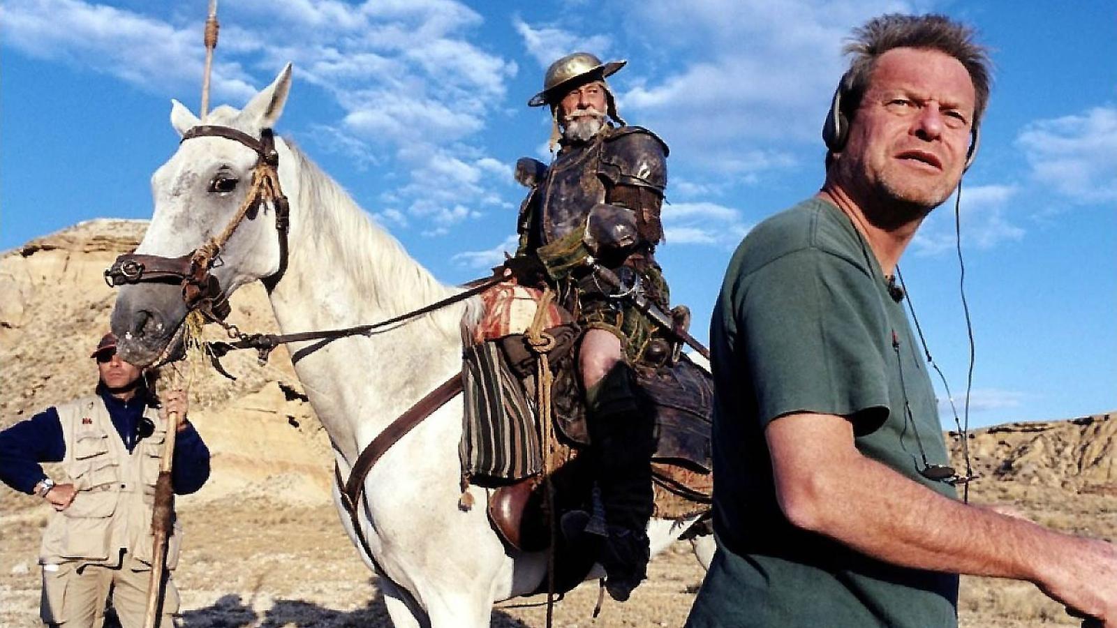 La maledicció fílmica  d''El Quixot'