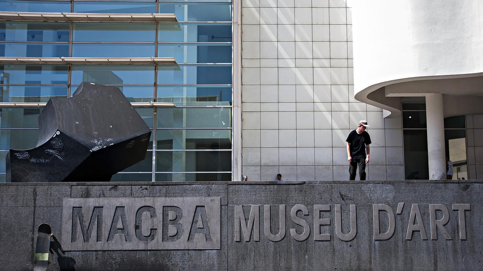 El Museu d'Art Contemporani de Barcelona (Macba)