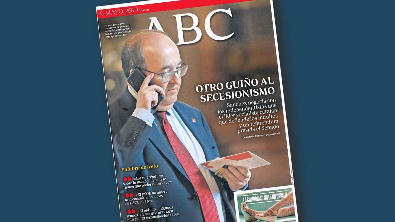 L'anàlisi d'Antoni Bassas: 'Soc més català que el pa amb tomàquet i més espanyol que la truita de patates'