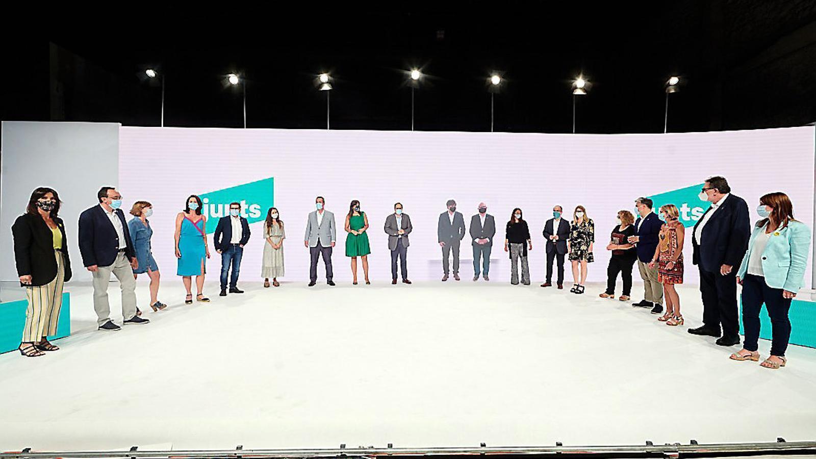 JxCat engega les primàries per triar el candidat efectiu per al 14-F