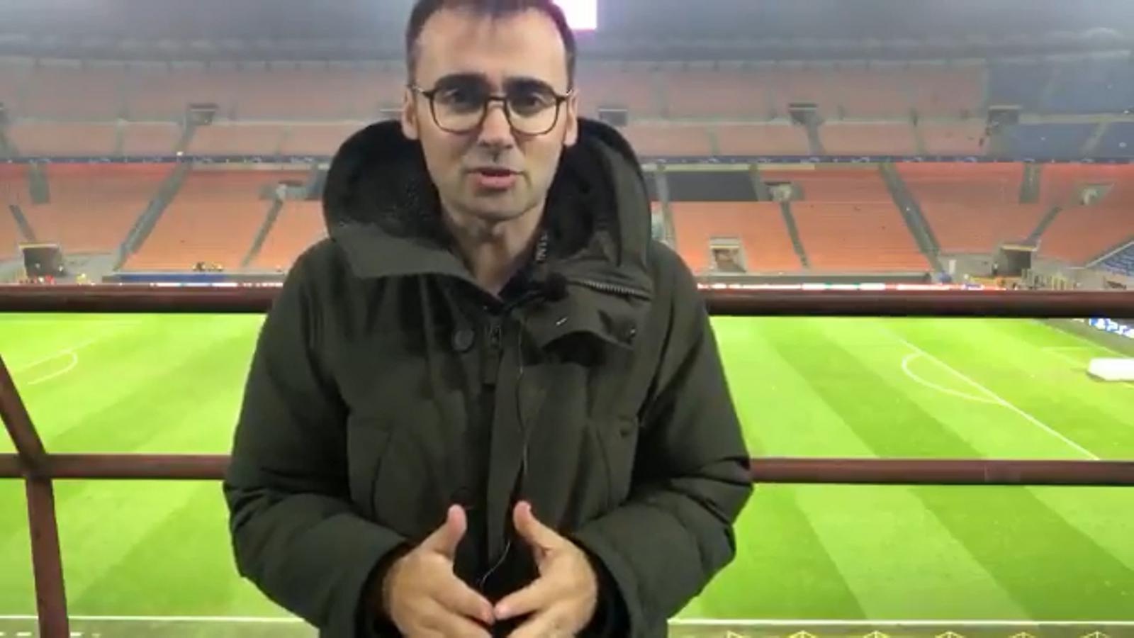 L'anàlisi de l'Inter-Barça de Toni Padilla