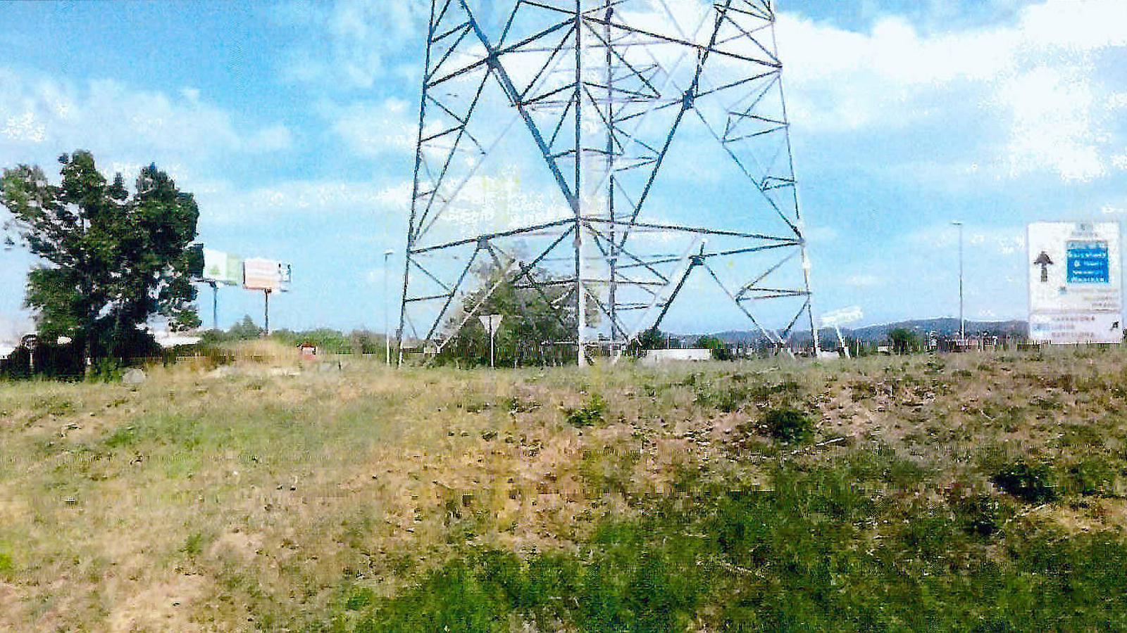 Els investigats van estudiar sabotejar torres elèctriques