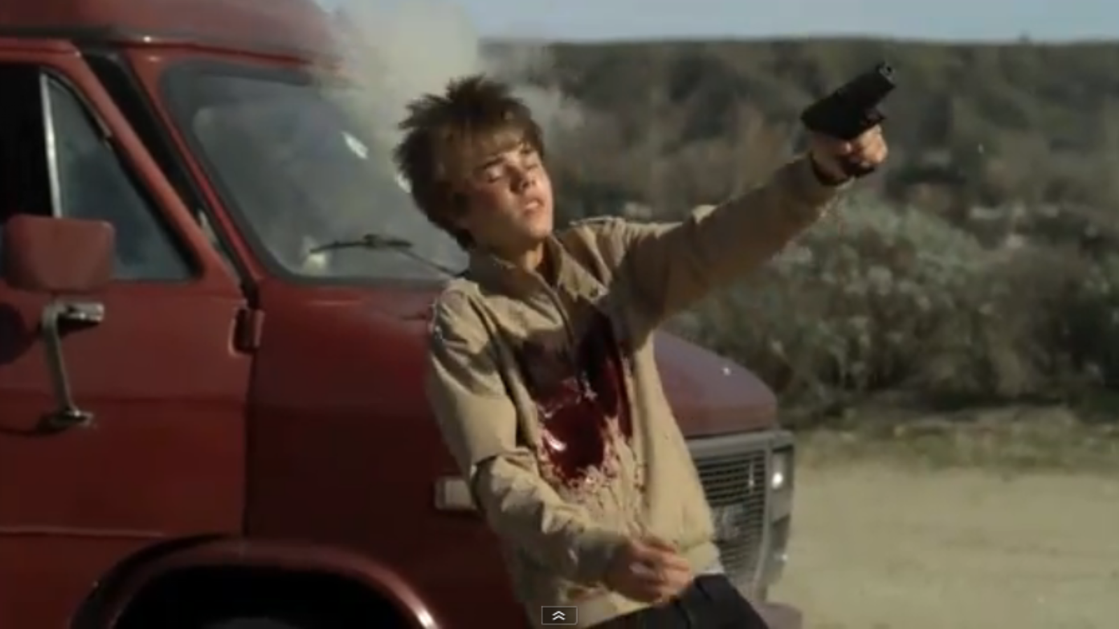 La mort a trets de Justin Bieber a 'CSI', superèxit a YouTube