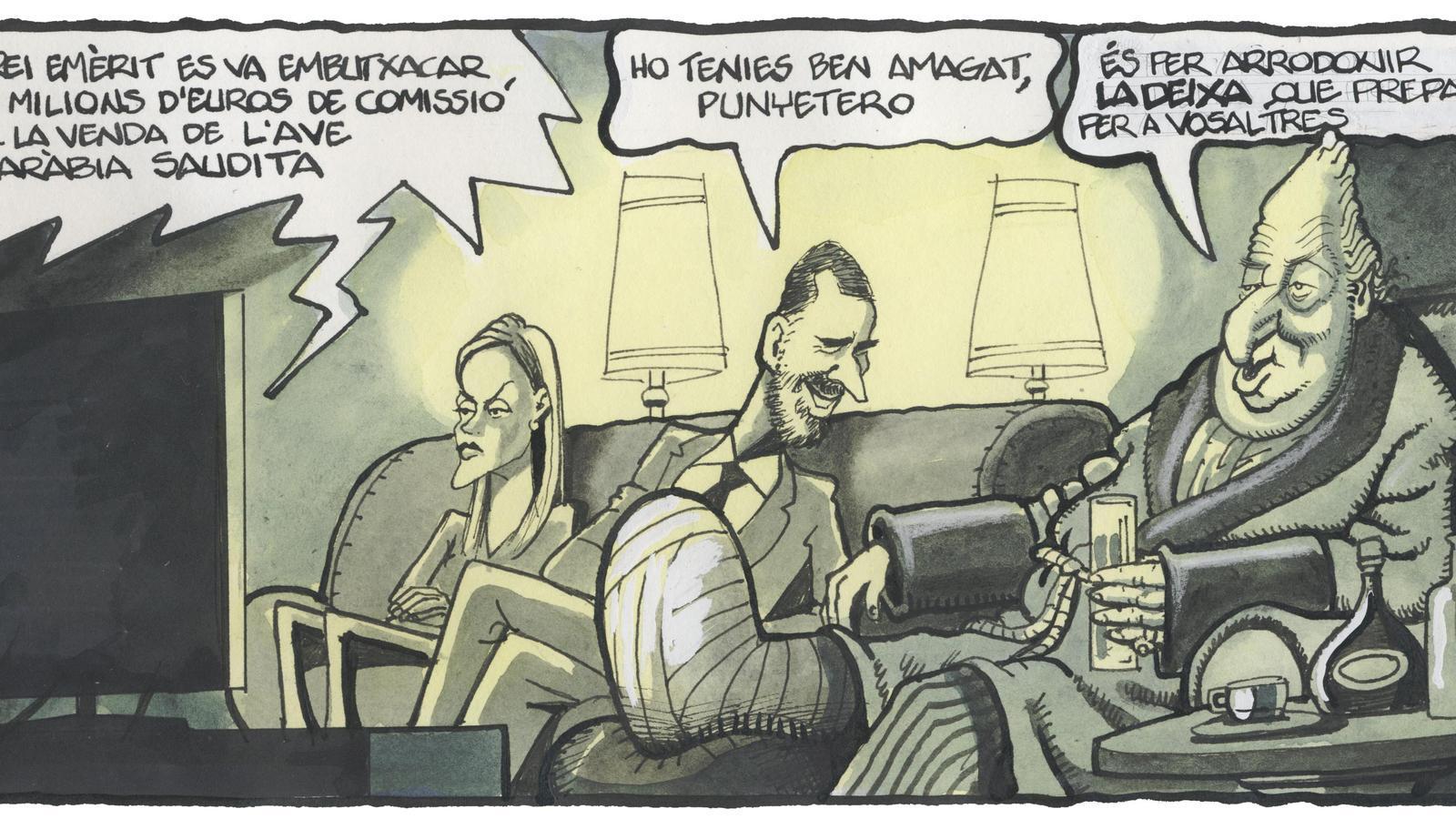 'A la contra', per Ferreres 06/03/2020