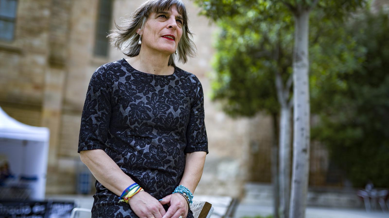 Clara Palau, una delineant de Sabadell que aspira a ser la primera diputada trans del Parlament