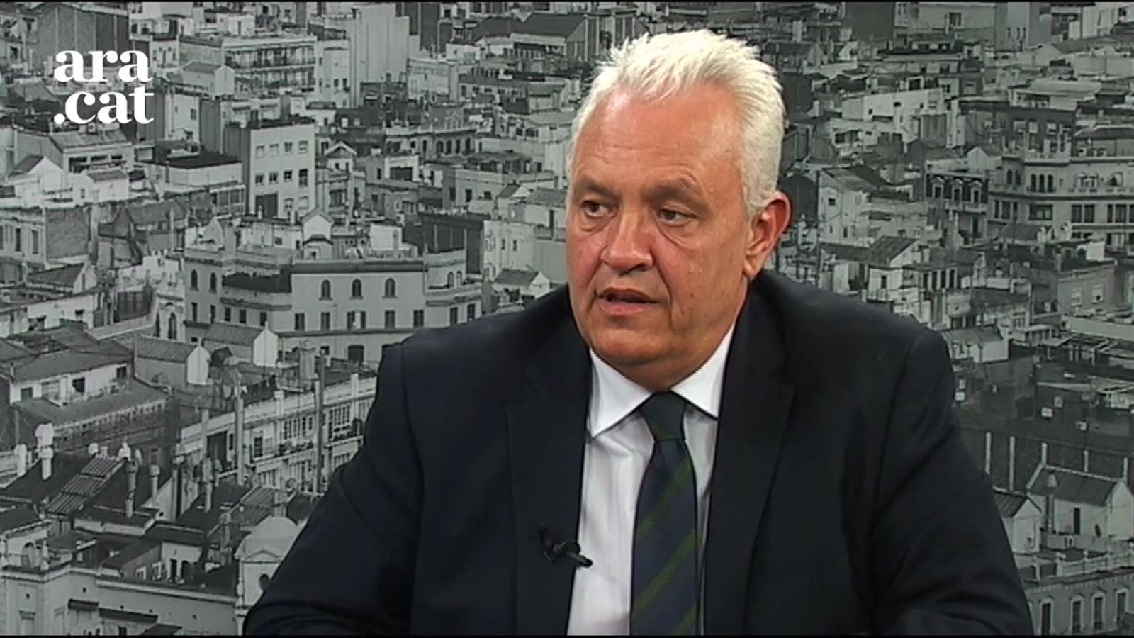 """Santi Rodríguez (PP): """"La independència a curt termini només pot generar frustració"""""""