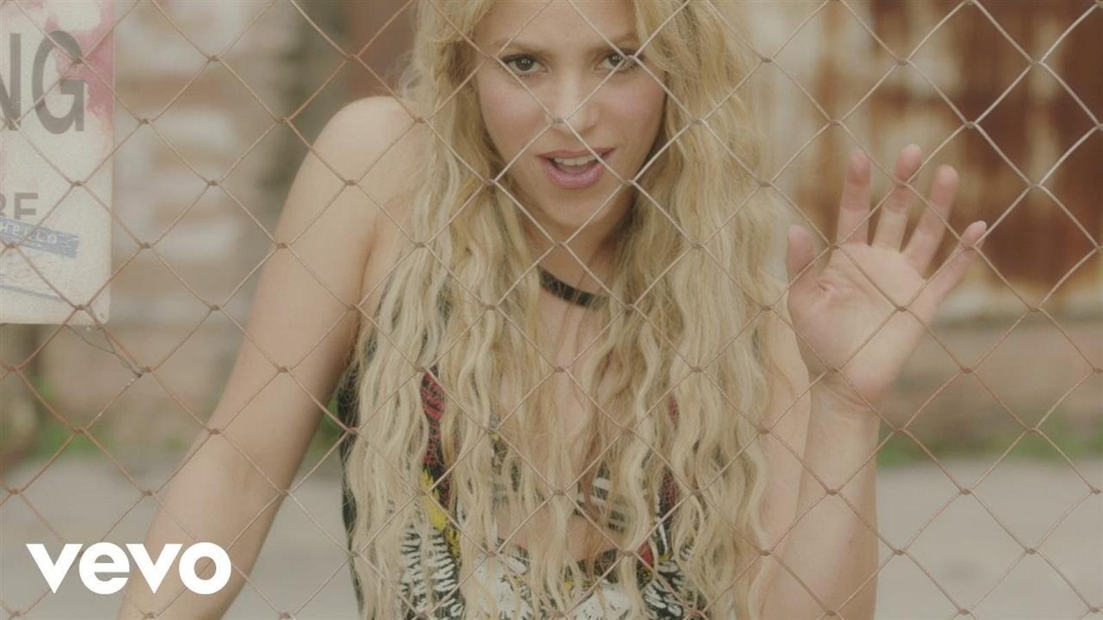 'Me enamoré', de Shakira