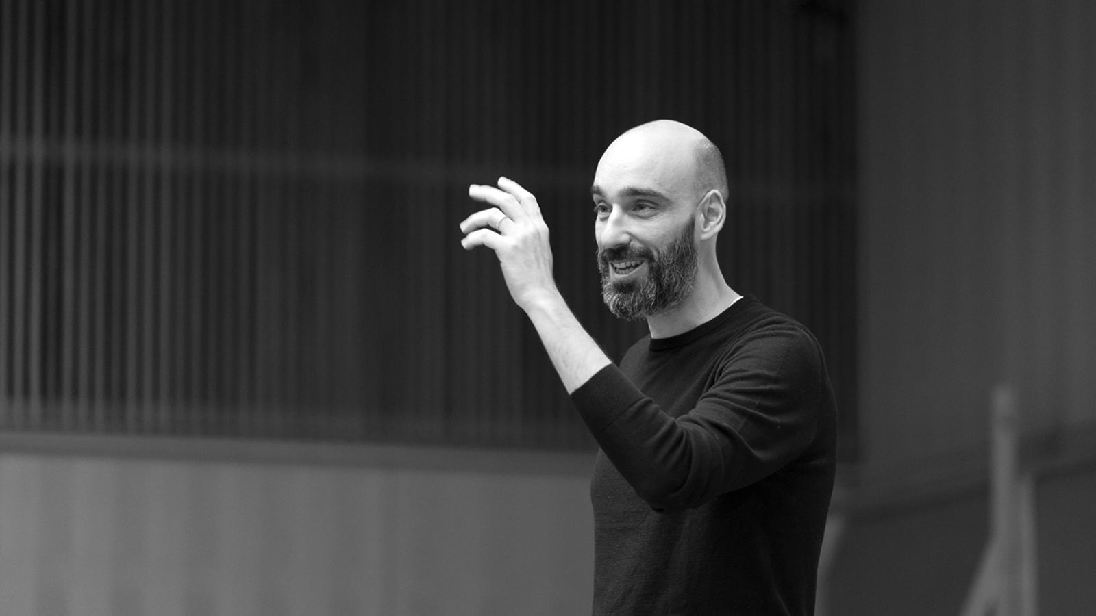 Juan Carlos Martel serà el nou director del Teatre Lliure