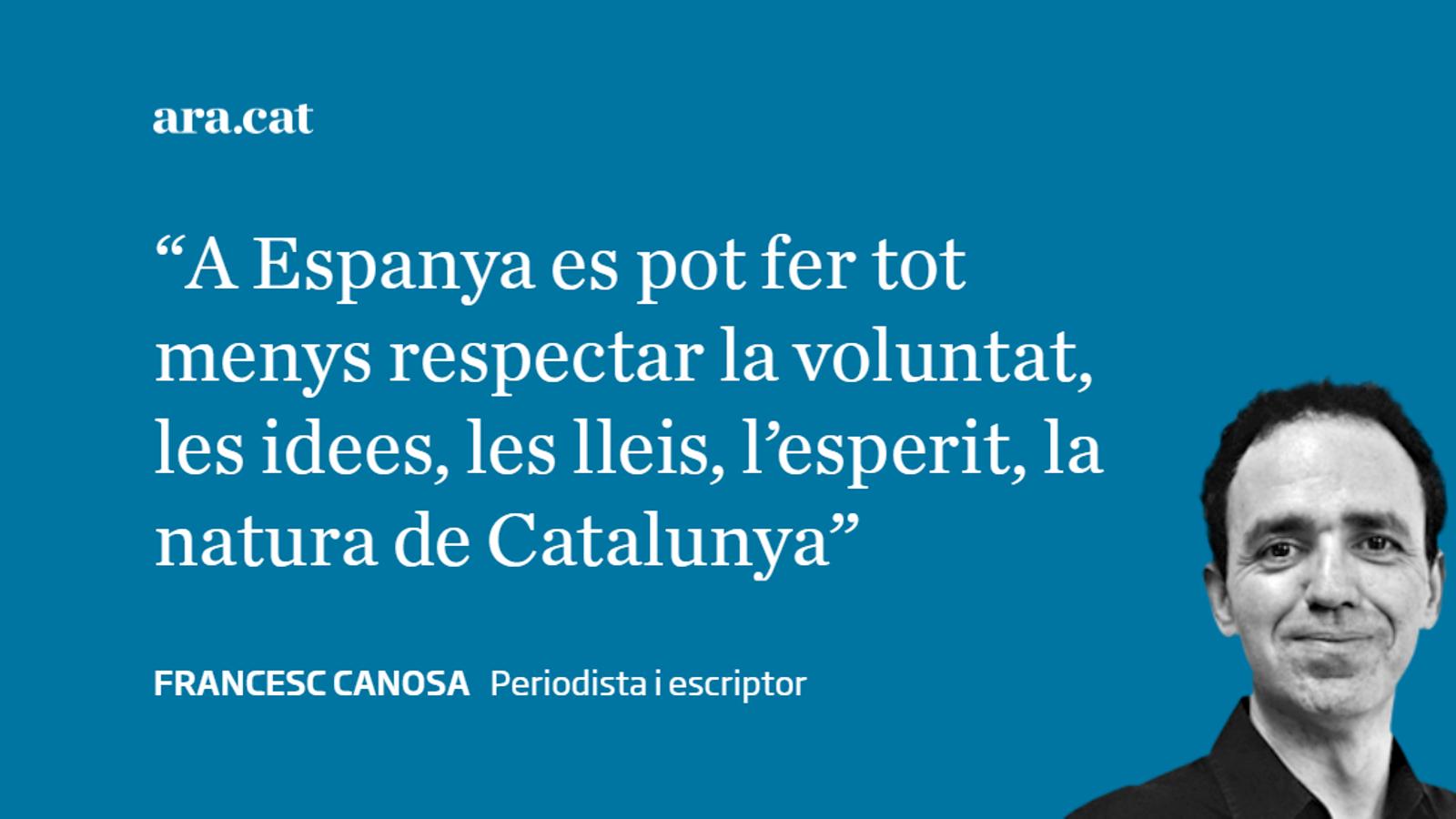 Catalunya, baluard abocador de la República