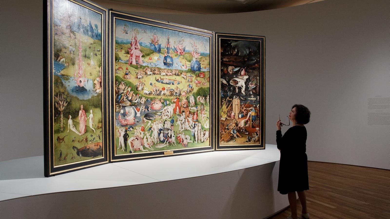 El Prado convoca tots els dimonis del Bosch