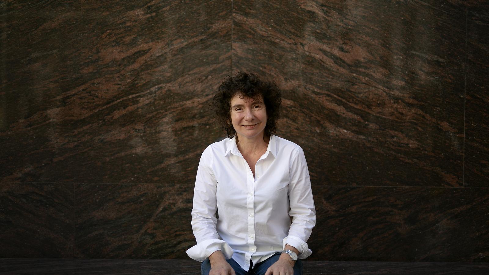 Jeanette Winterson, aquest dimarts a Barcelona
