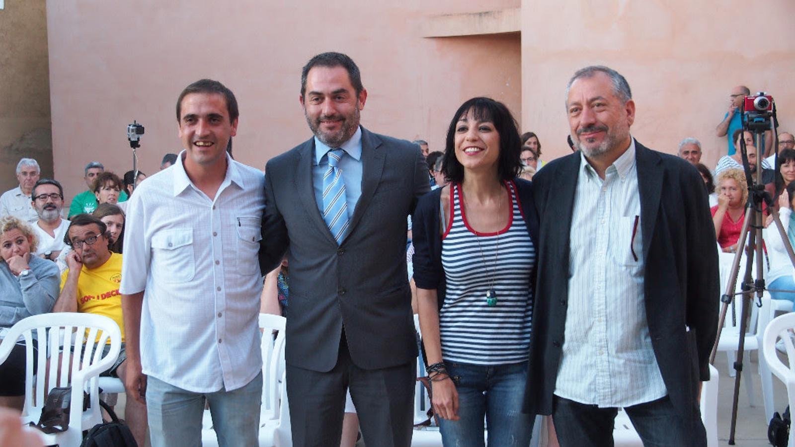 Xurí, de Luis, Amorós i Infante a Santa Maria.