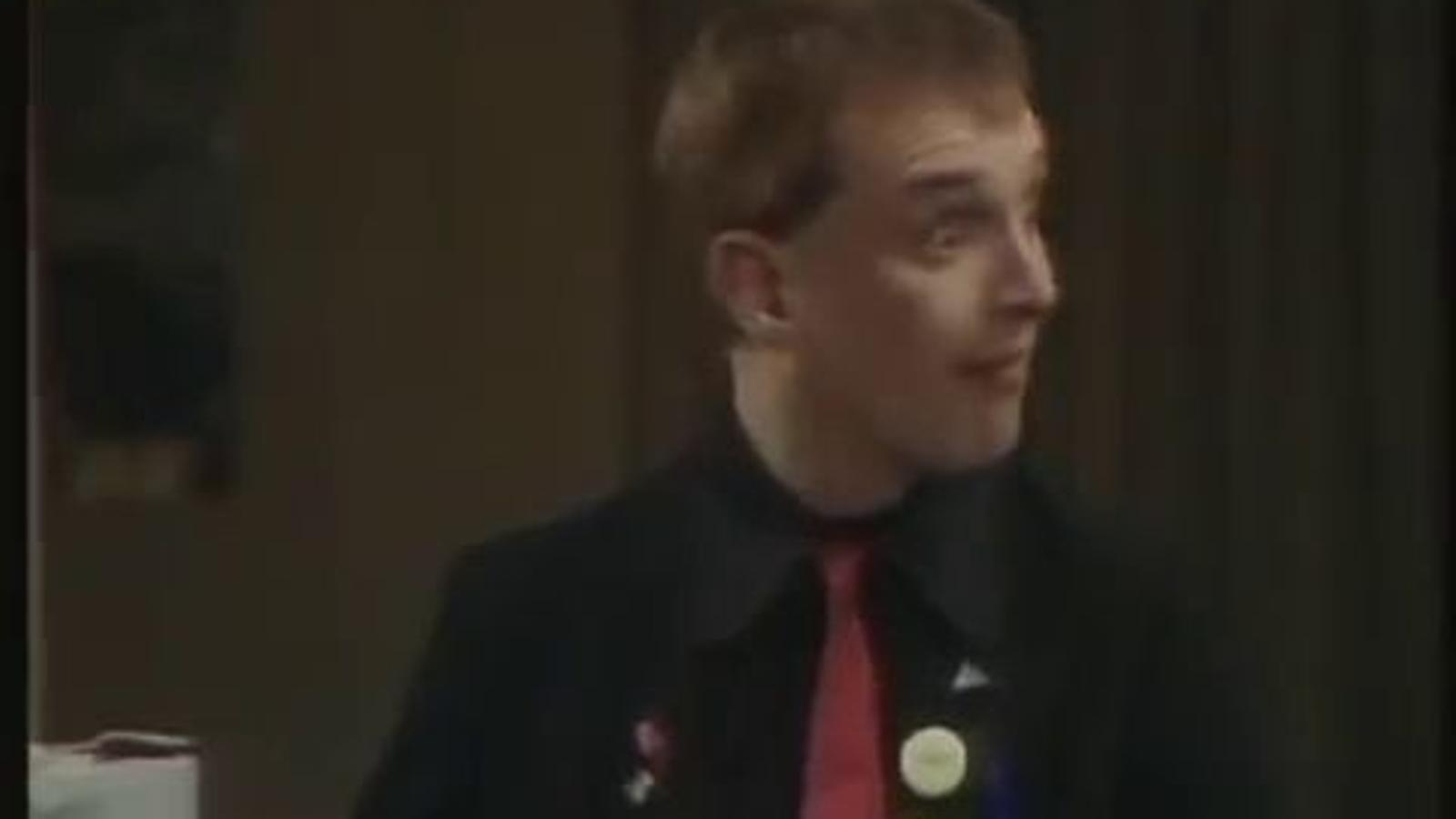 Els millors moments de Rik a 'Els joves' (en versió original)