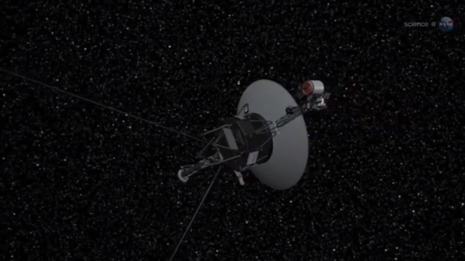 La Voyager 1, a l'última frontera